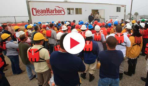 </a> Clean Harbors responds to more than 4,500 emergencies each year.